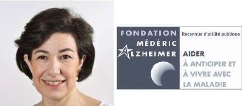 Hélène Jacquemont élue Présidente de la  Fondation Médéric Alzheimer